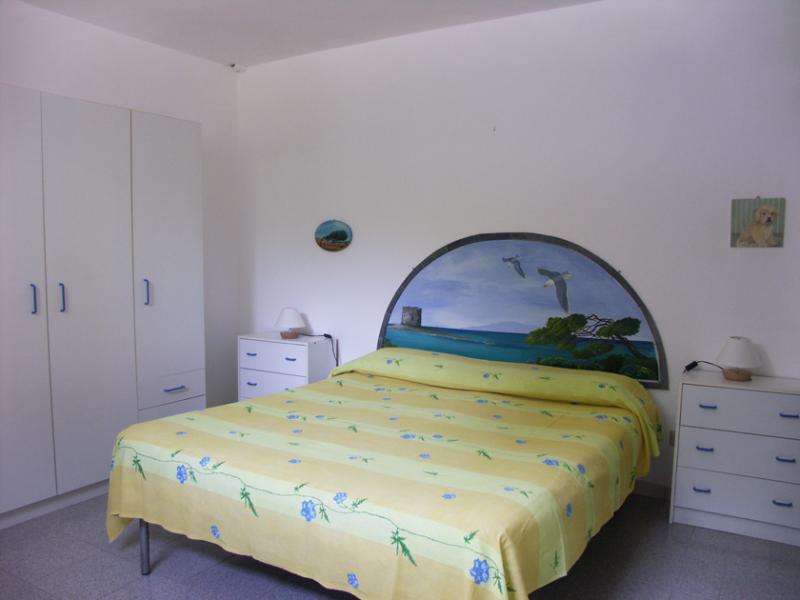 bedroom 1 Location Apartment 60610 Stintino