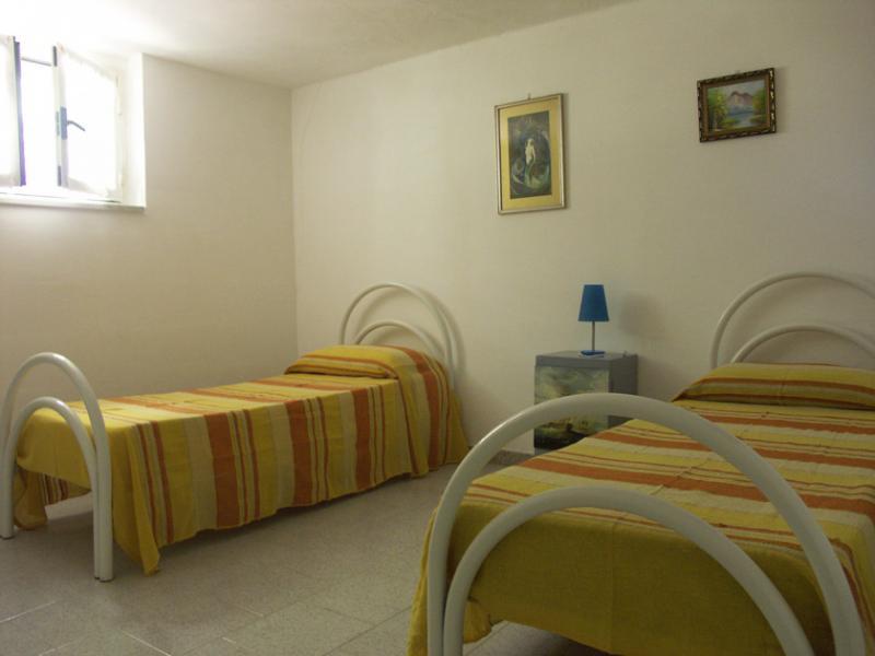 bedroom 2 Location Apartment 60610 Stintino