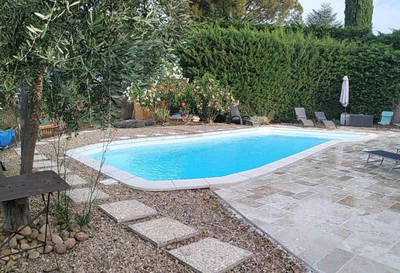 Swimming pool Location House 60699 Saint Rémy de Provence