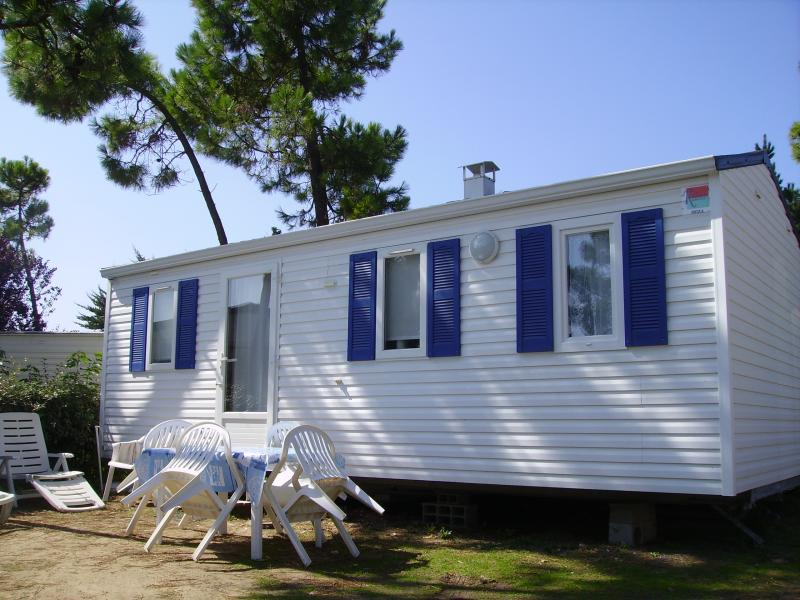 Hall Location Mobile home 60835 Saint Jean de Monts