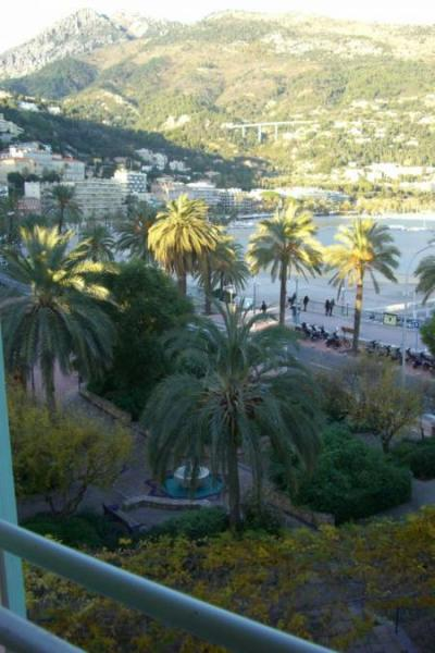 View from the property Location Apartment 61049 Menton