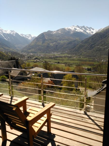 View from the property Location Vacation rental 61378 Saint Lary Soulan