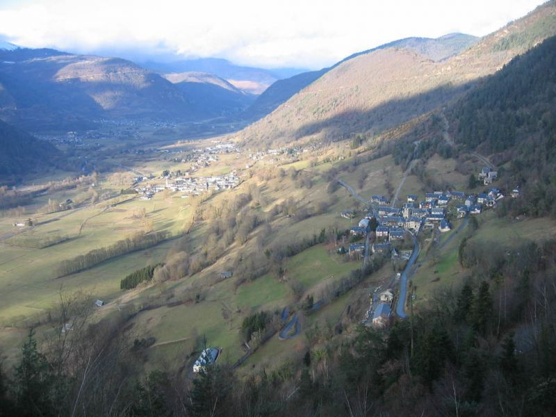 Surroundings Location Vacation rental 61378 Saint Lary Soulan
