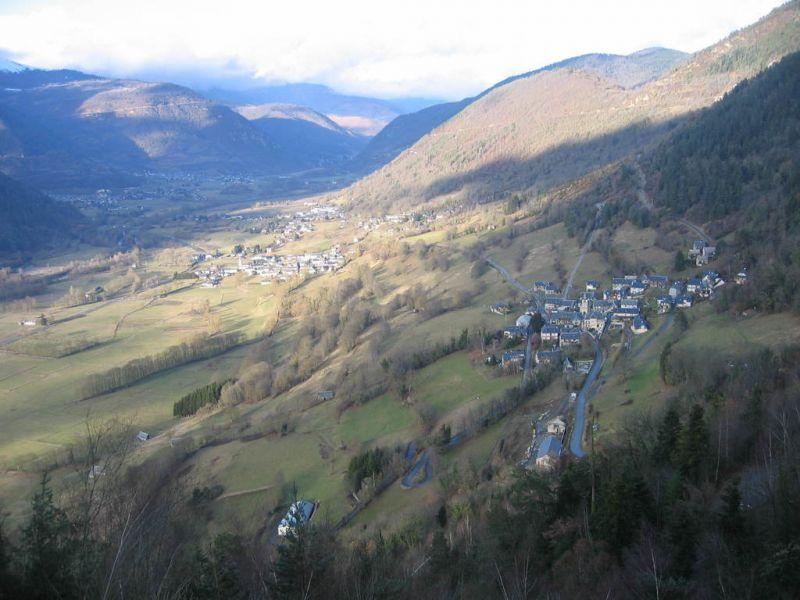 Surroundings Location Vacation rental 61378 Saint Lary Soulan