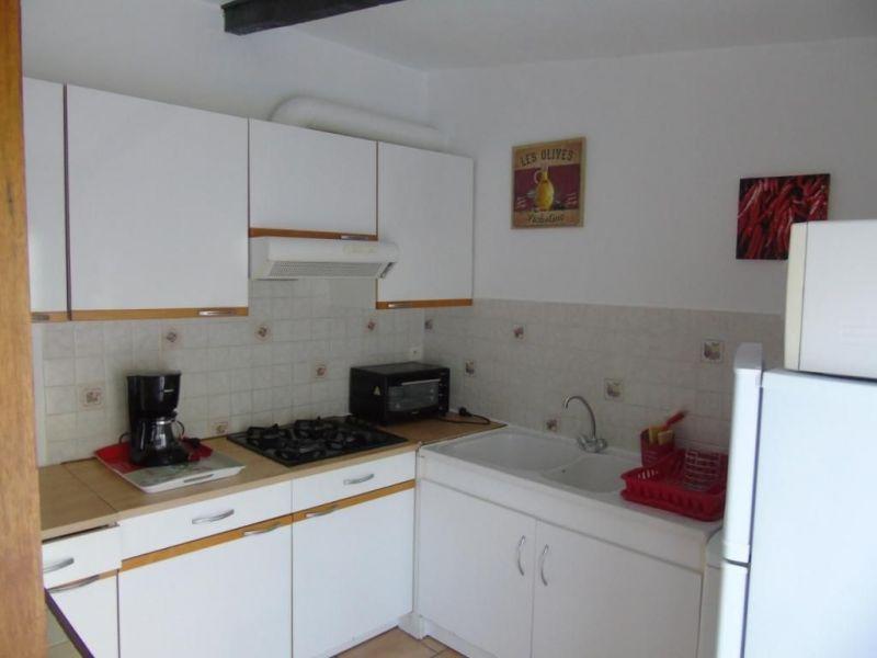 Open-plan kitchen Location Vacation rental 61578 Isle sur la Sorgue