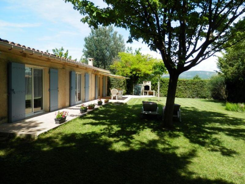 Garden Location Vacation rental 61578 Isle sur la Sorgue
