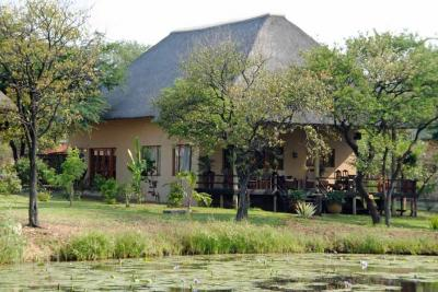 View of the property from outside Location Vacation rental 61887 Phalaborwa