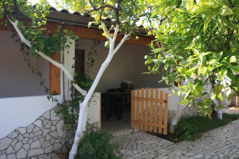 Porch Location Apartment 62381 Vieste