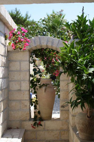 Garden Location Apartment 62381 Vieste