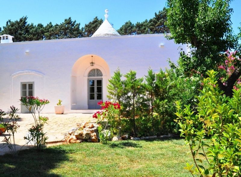 View of the property from outside Location Villa 62762 Monopoli