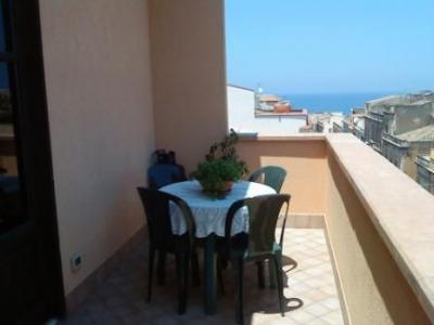 View from the terrace Location Apartment 62986 Castellammare del Golfo