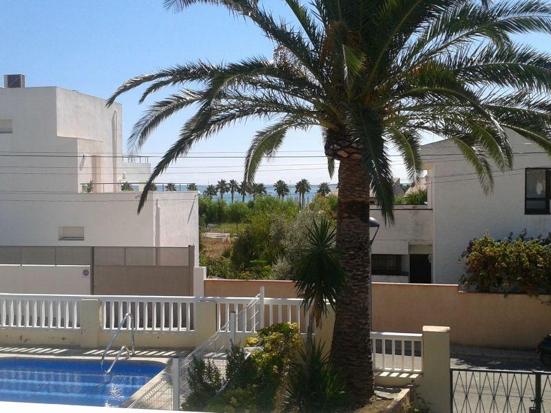 View from the terrace Location Villa 63018 L'ampolla