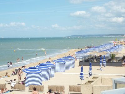 View of the property from outside Location Apartment 63247 Cabourg