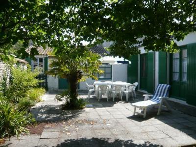 Terrace Location House 63363 Saint Georges d'Ol�ron