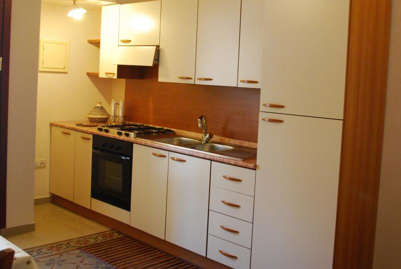 Kitchenette Location Apartment 63427 Polignano a Mare