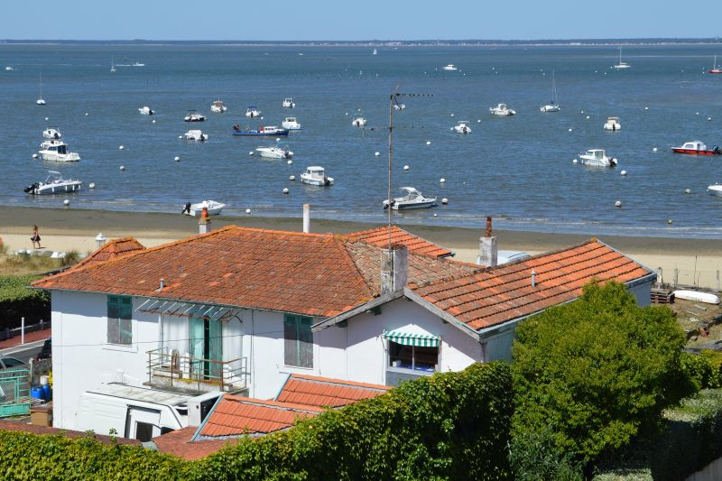 View from the terrace Location Apartment 6626 Arcachon