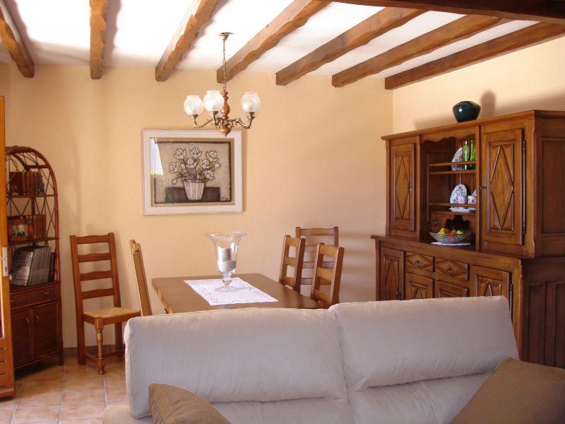 Dining room Location Villa 6722 Lacanau
