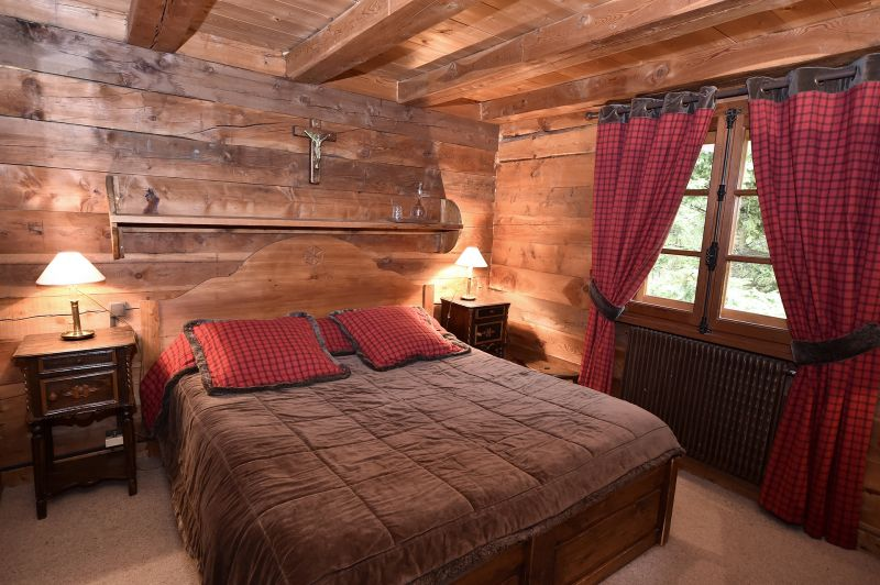 bedroom 1 Location Chalet 706 Chamonix Mont-Blanc