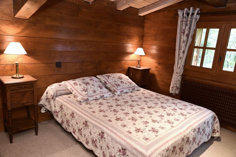 bedroom 2 Location Chalet 706 Chamonix Mont-Blanc