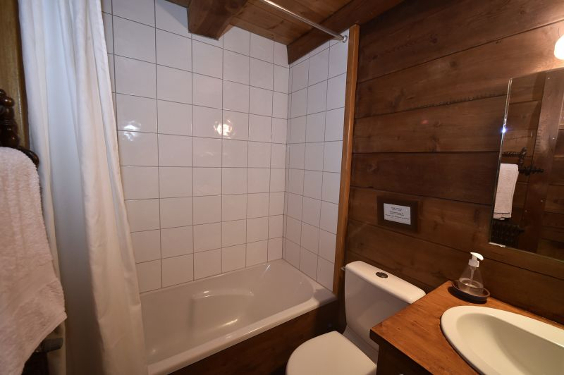 bathroom 1 Location Chalet 706 Chamonix Mont-Blanc
