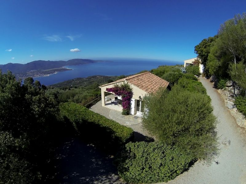 View of the property from outside Location Villa 7876 Propriano