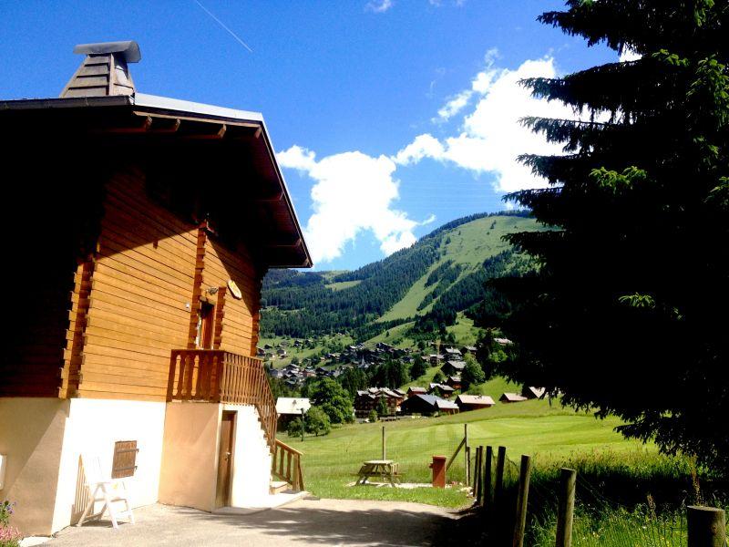 Surroundings Location Chalet 800 Châtel