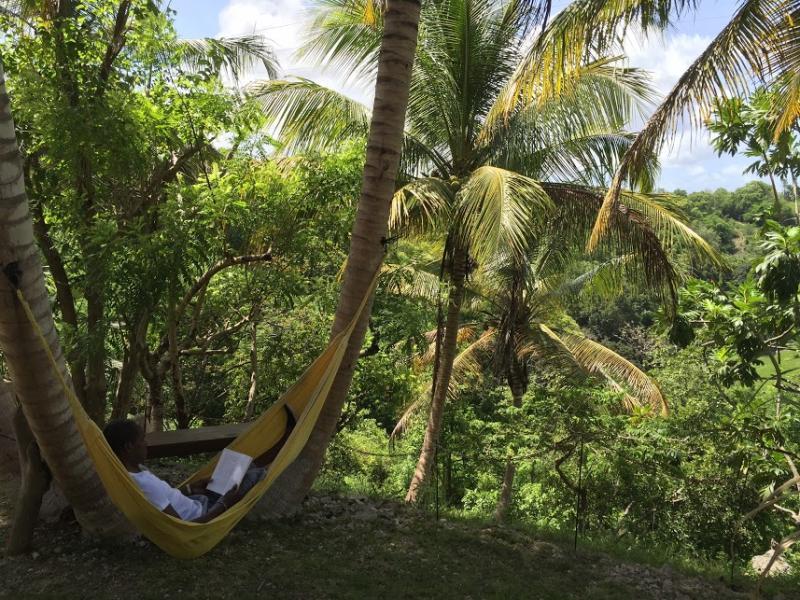Garden Location Bungalow 8003 Gosier (Guadeloupe)