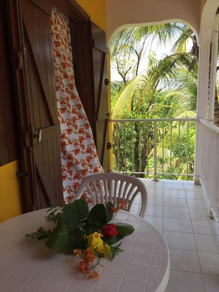Terrace Location Bungalow 8003 Gosier (Guadeloupe)
