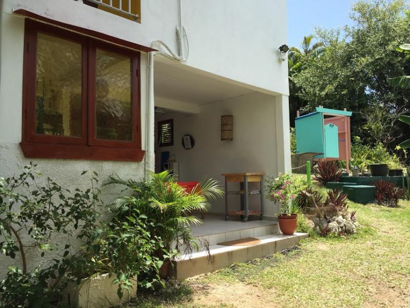 Summer kitchen Location Bungalow 8003 Gosier (Guadeloupe)