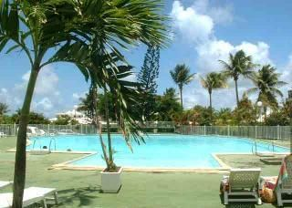 Location One-room apartment 8004 Gosier (Guadeloupe)