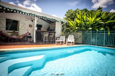 Swimming pool Location Villa 8146 Le Fran�ois