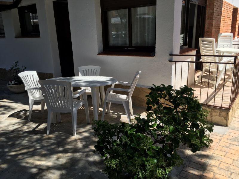 Garden Location Apartment 8176 Tarragona