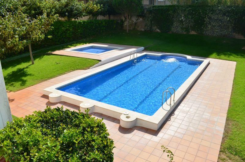 Swimming pool Location Apartment 8260 L'escala