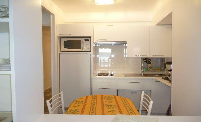 Kitchenette Location Apartment 8341 Nice