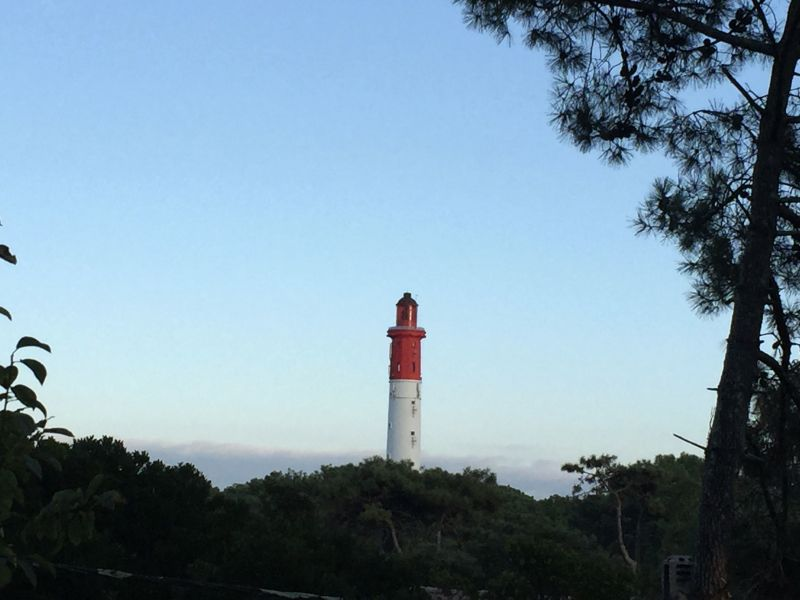 View from the property Location Villa 9368 Cap Ferret