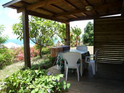 Terrace Location One-room apartment 9985 Saint Leu
