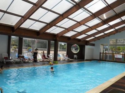 Swimming pool Location Mobile home 101462 Saint Jean de Monts