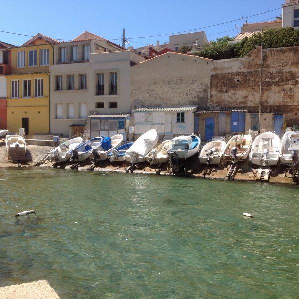 Surroundings Location Apartment 101676 Marseille