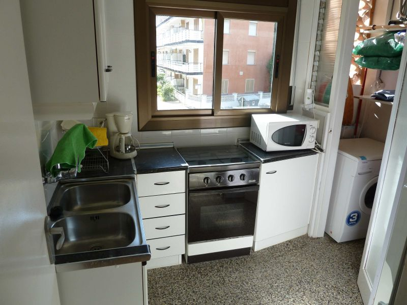 Separate kitchen Location Apartment 102240 Cunit