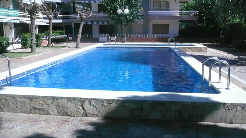 Swimming pool Location Apartment 102240 Cunit