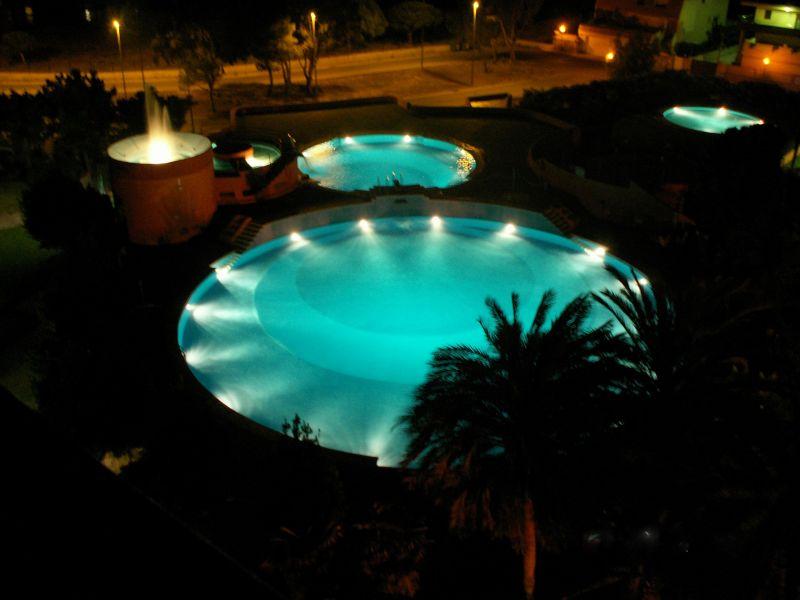 Swimming pool Location One-room apartment 103570 Rosas