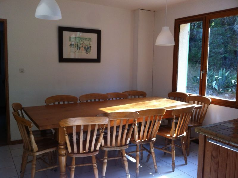 Dining room Location Villa 103766 Anduze