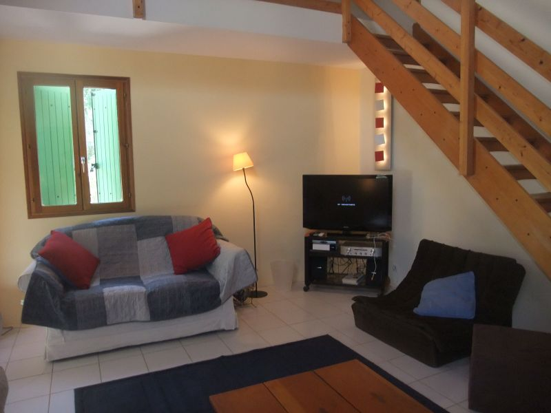 Living room Location Villa 103766 Anduze