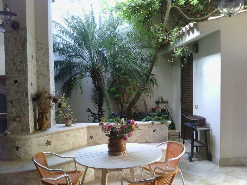 Courtyard Location Villa 105374 Mazara del Vallo