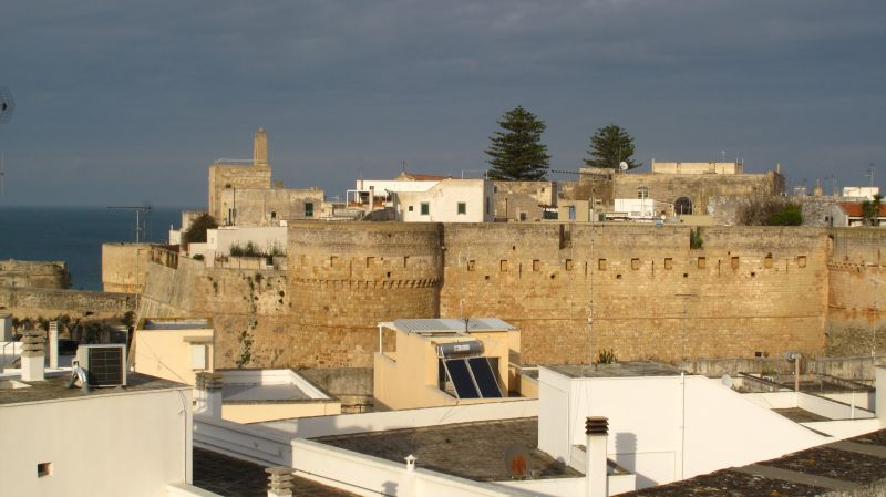 View from the terrace Location Apartment 108280 Otranto