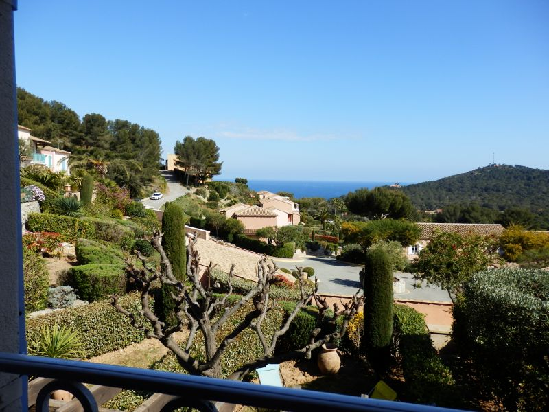 View from the property Location Villa 110052 Agay