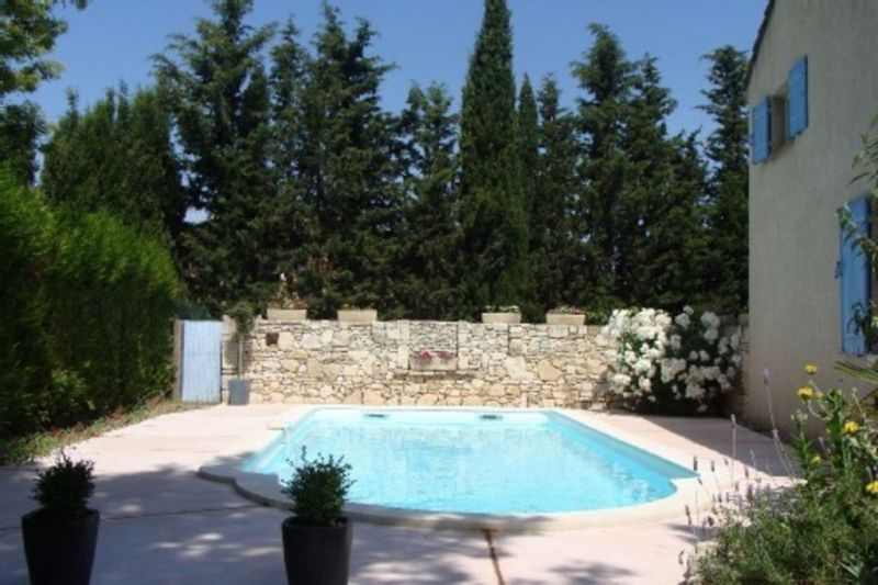 Swimming pool Location House 112732 Saint Rémy de Provence