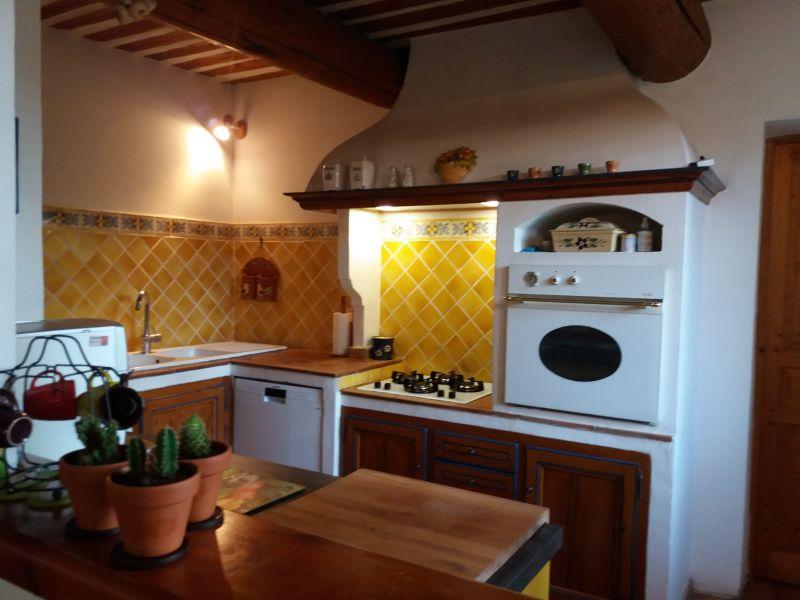 Open-plan kitchen Location House 112732 Saint Rémy de Provence