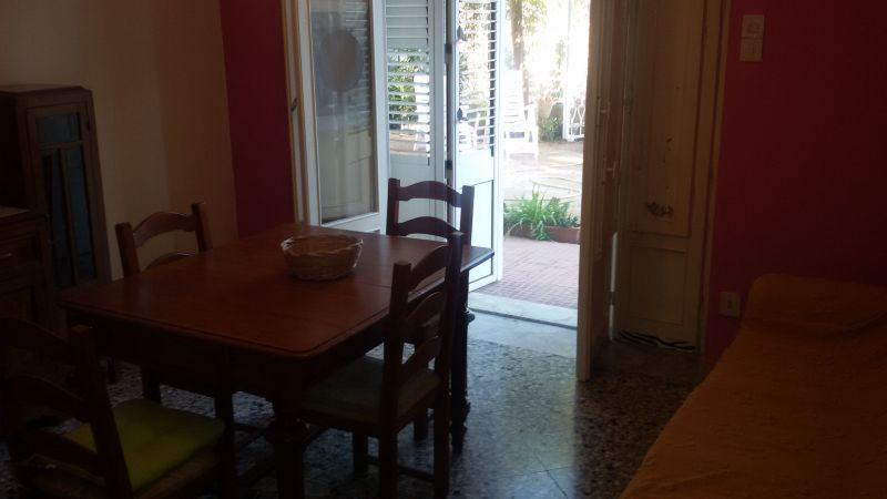 Dining room Location Apartment 112858 Palermo