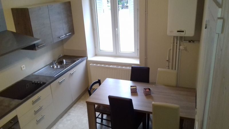 Separate kitchen Location Apartment 115584 Gérardmer